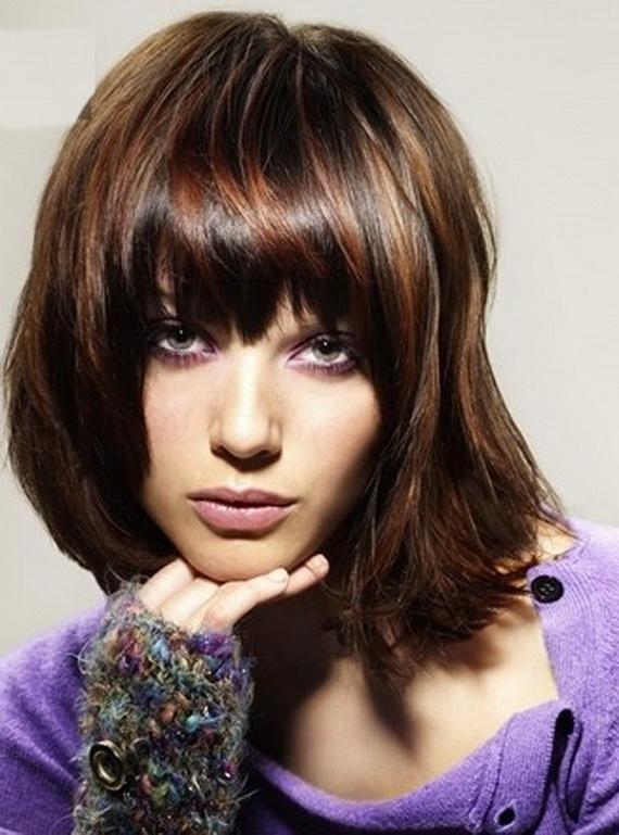 Выбор цвета волос коричневые оттенки