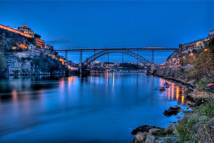 Самые красивое португалии