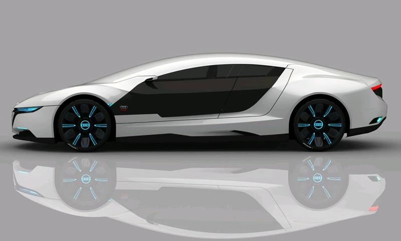 Audi A9 (Concept)