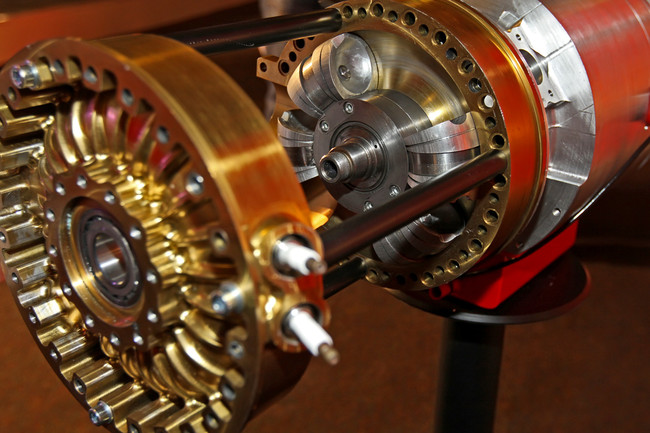 Блог: Фотографии двигателя Ё-мобиля.
