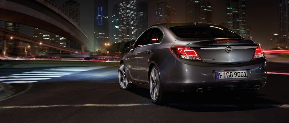 Opel Insignia седан Elegance 1.8…