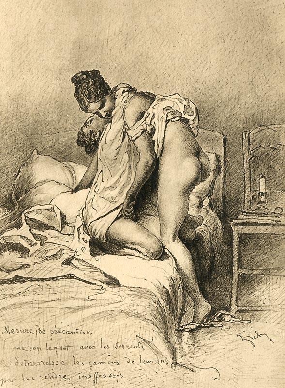 Эротика 19 век художники