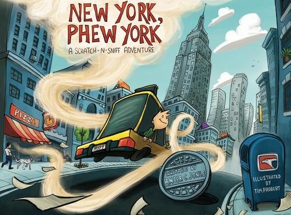New york phew york – книга о нью йорке