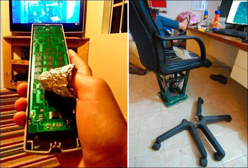 Изобретения домашнее своими руками