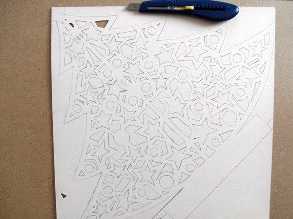 Как сделать волшебная палочка из бумаги своими