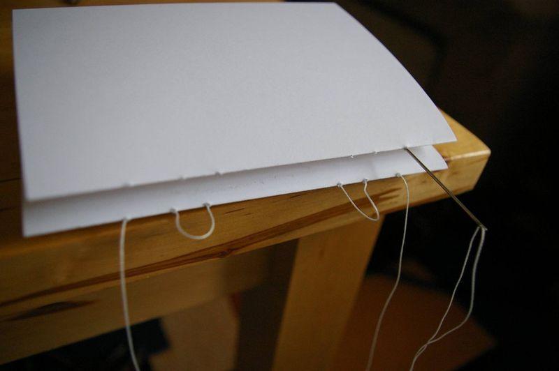 Как сделать книжный переплёт