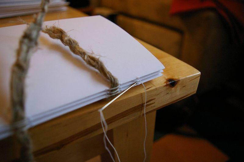Как в домашних условиях сделать книжку