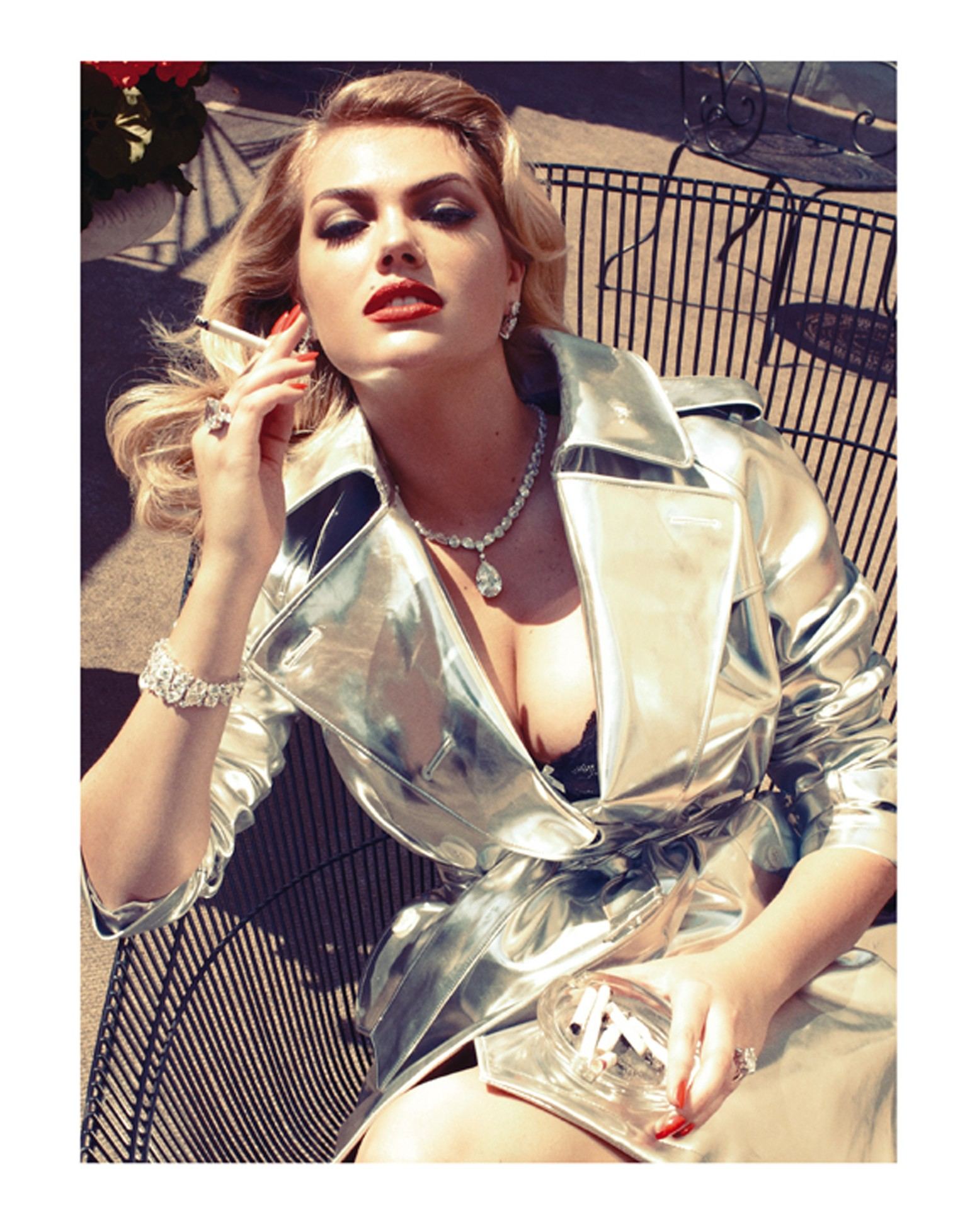Kate Upton Vogue Italia 2012 - 2019 year