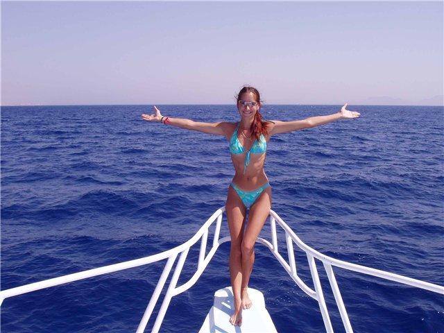 девушки любительское фото на море