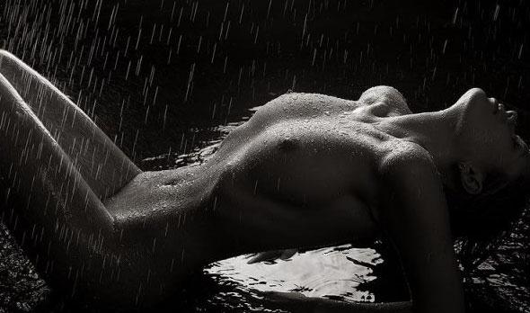 картинки секс под дождем