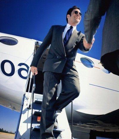 Опытной фирмой выполняется корпоративное обслуживание организаций в деловых поездках