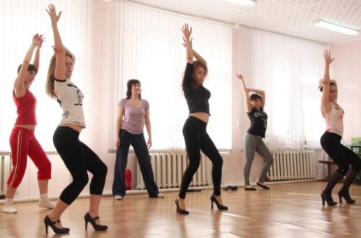 школа танцев воронеж