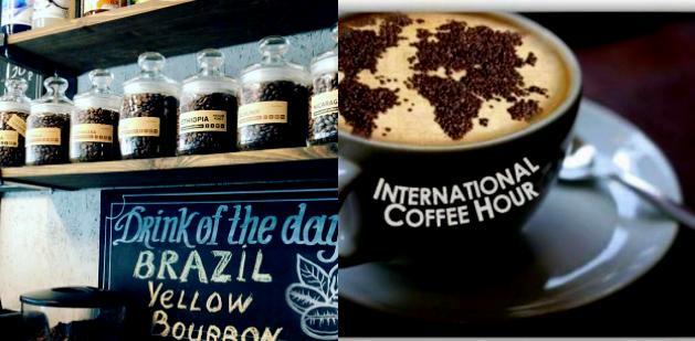 Кофе, чай, какао, шоколад на planet-coffee.ru