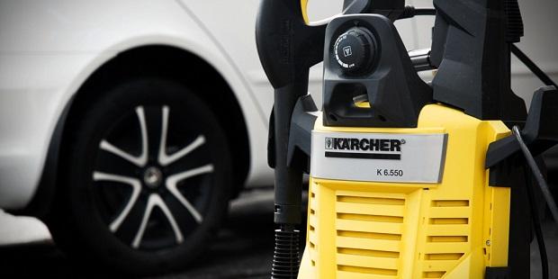 оборудование для автомоек Керхер на clearspb.ru