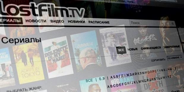 сериалы Lostfilm на vseriale.net