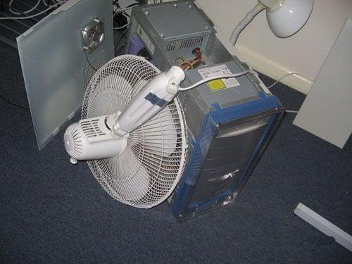 Способы охлаждения PC