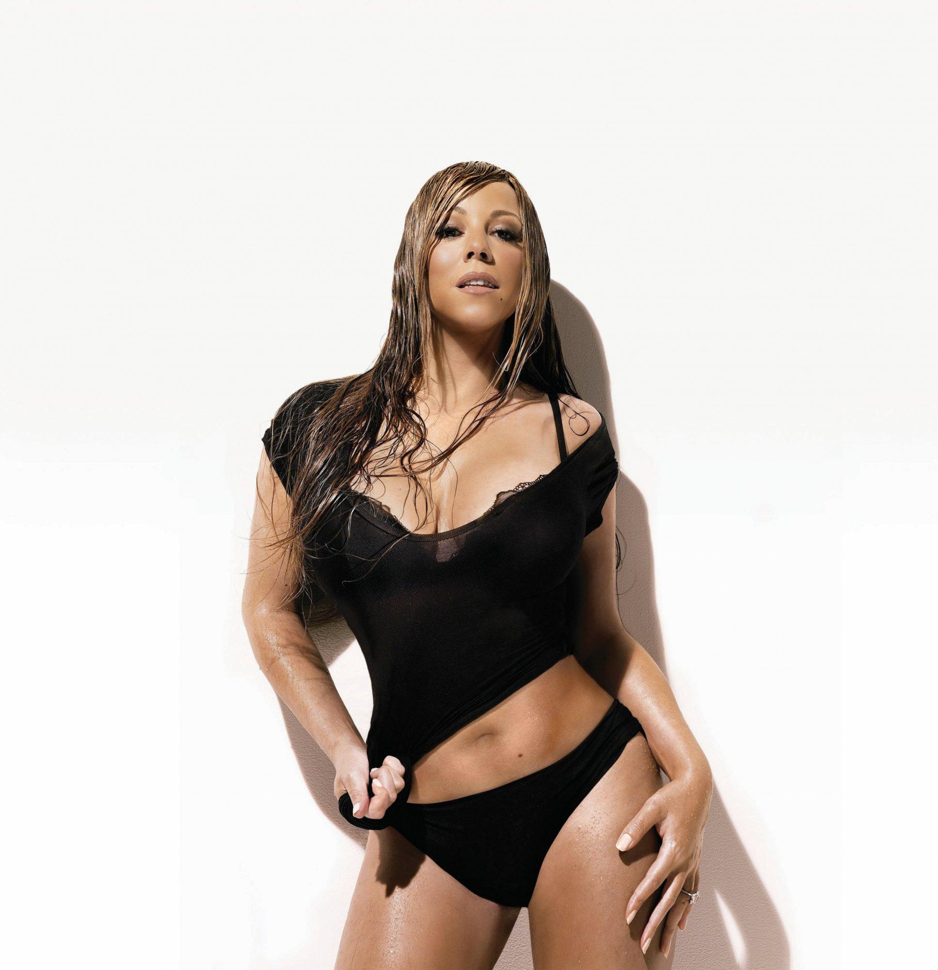 MariahCarey News Mariah carey hot photo shoot