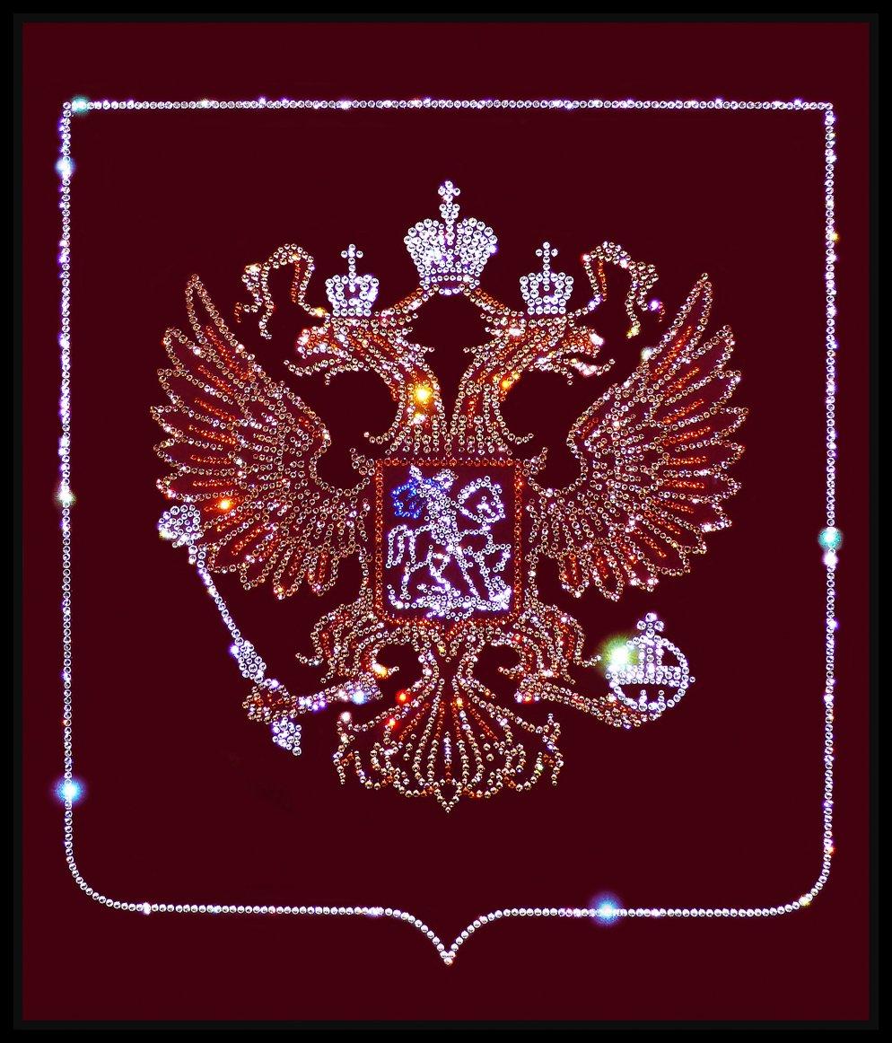 Российская символика своими руками