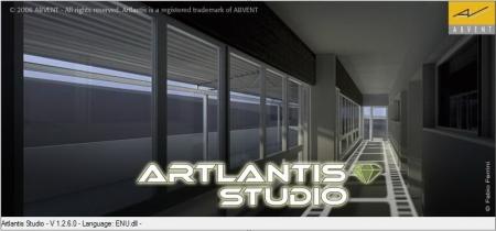 Artlantis Studio.