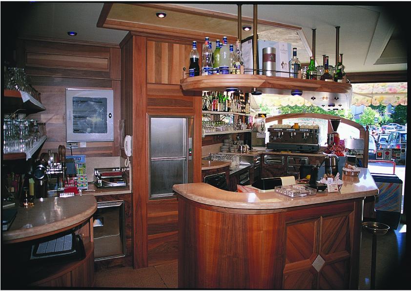 Бар на кухне своими руками фото 33